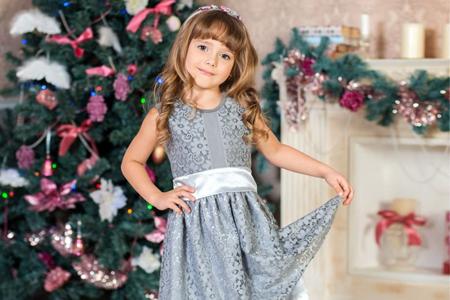 مدل لباس مجلسی دخترانه Vikki-Nikki 2