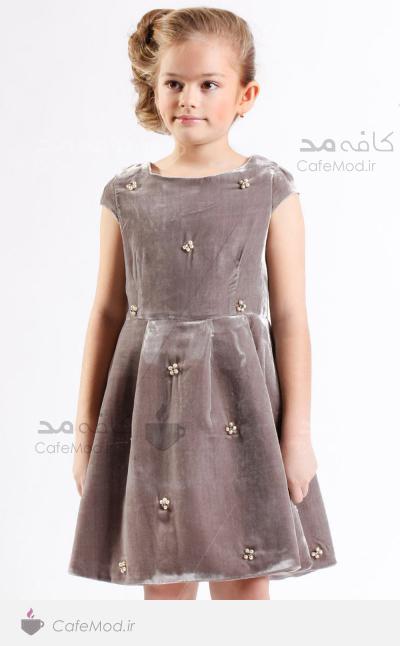 مدل لباس دخترانه بهاره BK 2015