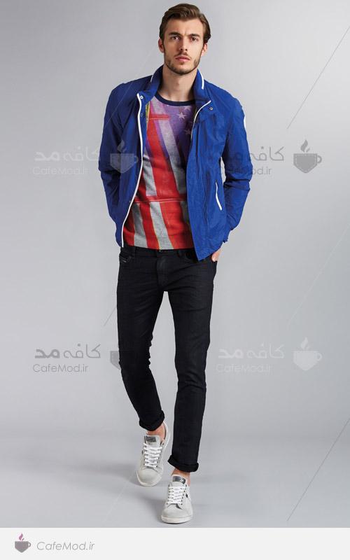 مدل لباس مردانه Gaudi