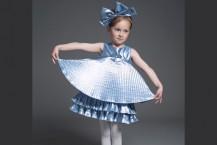 مدل لباس پاییزه دخترانه Hucklebones