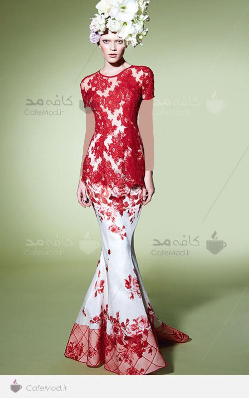 مدل لباس زنانه مجلسی 2015