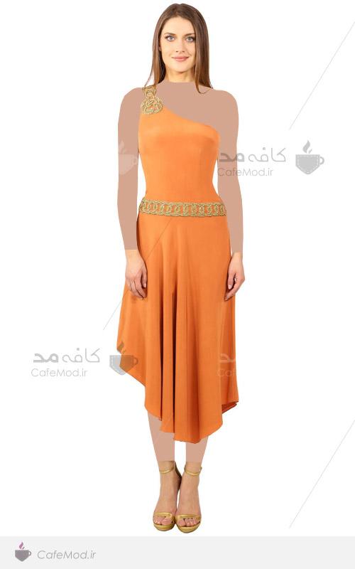 مدل لباس مجلسی ساده