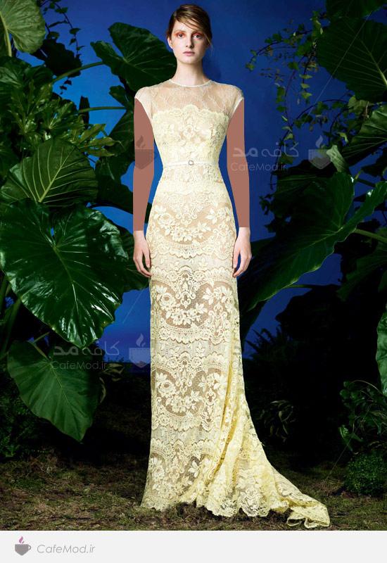 مدل لباس شب 2015