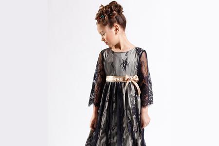 مدل لباس مجلسی دخترانه BK 2015 1