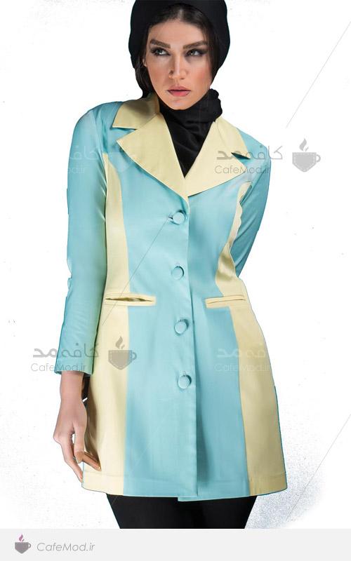 مدل مانتو اریکا بهار 94