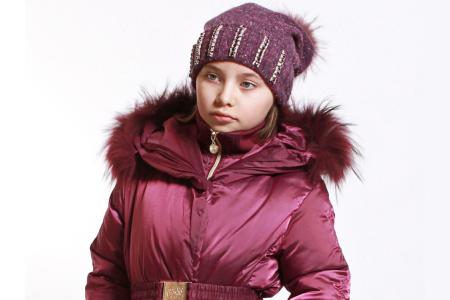 مدل پالتوی زمستانه دخترانه BK 1