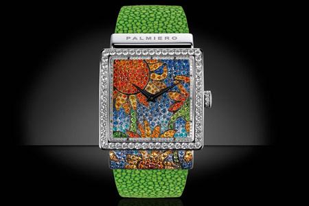 مدل ساعت مچی جواهر Palmiero 6