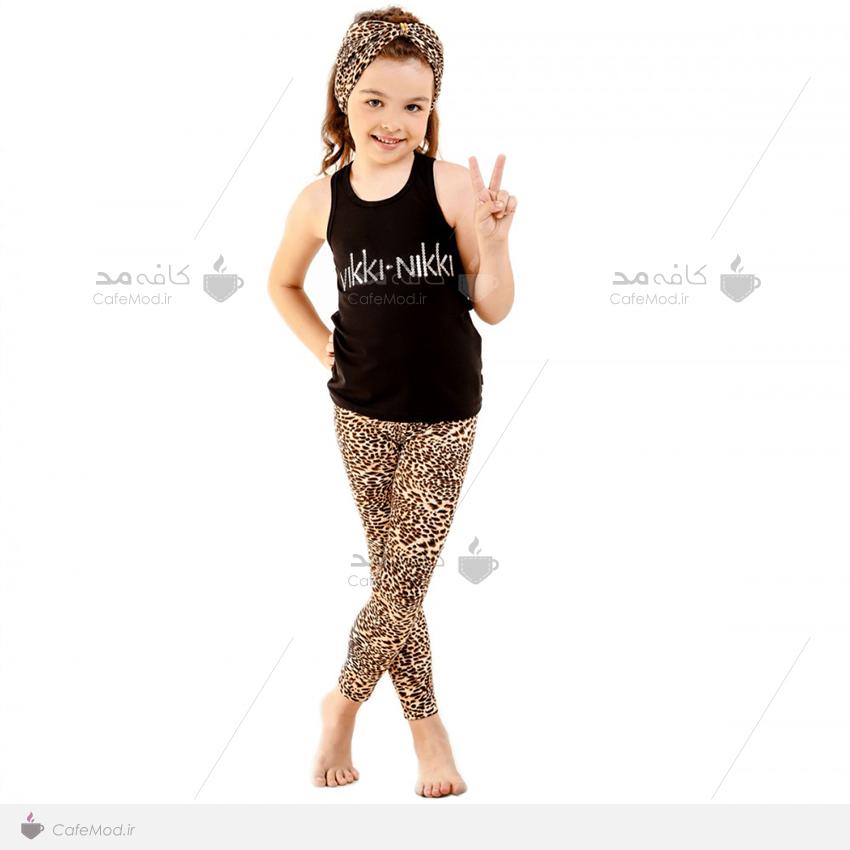 مدل ساپورت دخترانه Vikki-Nikki