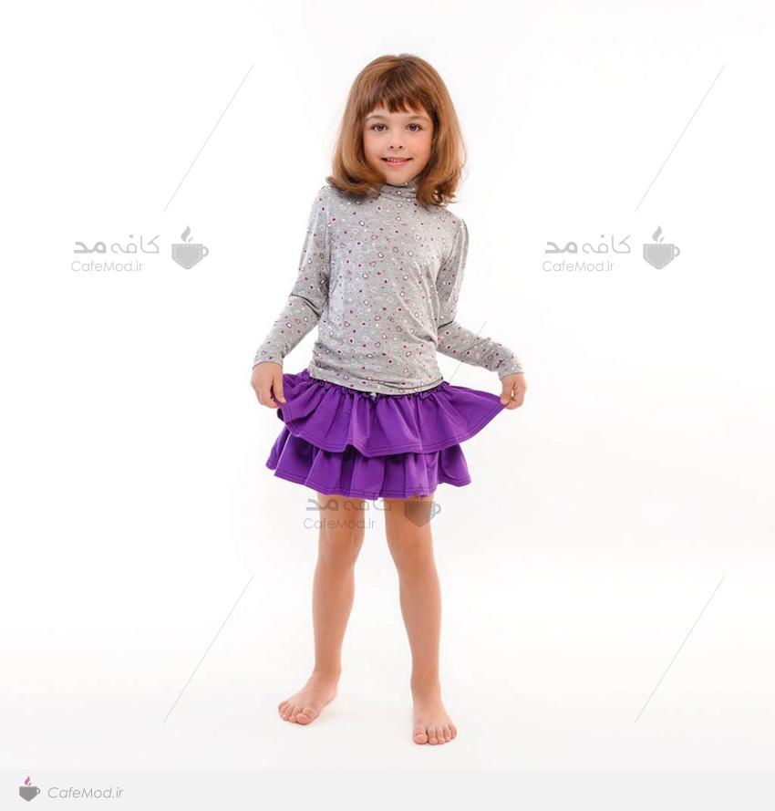 مدل بلوز و دامن دخترانه Vikki-Nikki