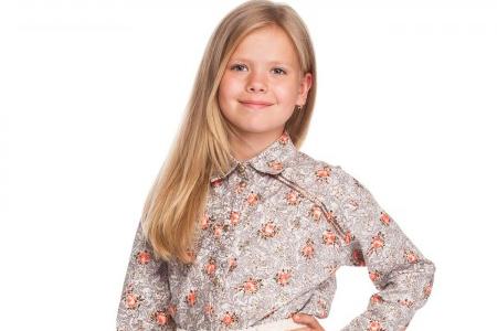 مدل لباس دخترانه YUME 1