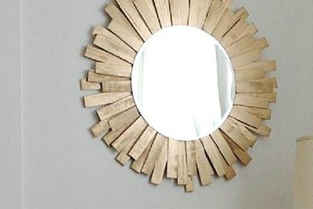 آموزش ساخت قاب آینه