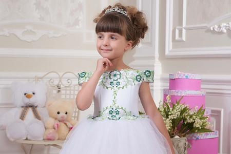 مدل لباس عروس دخترانه jeorjett  11