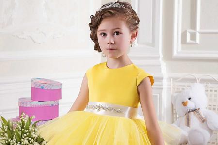 مدل لباس توری و مجلسی دخترانه jeorjett