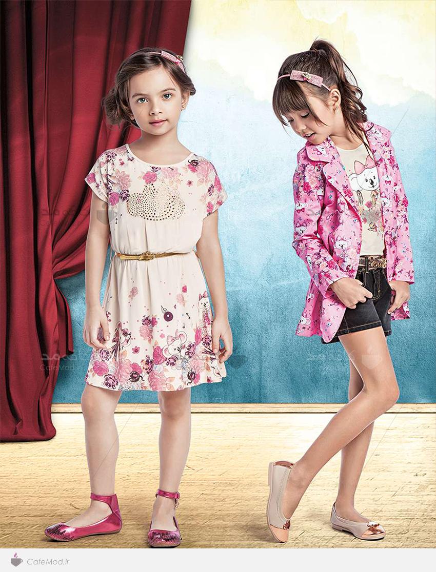 مدل لباس دخترانه lilica ripilica 2015