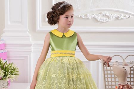 مدل لباس مجلسی دخترانه jeorjett  10