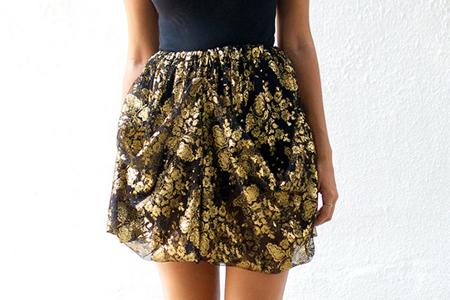 آموزش دوخت دامن Dolce&Gabbana 2