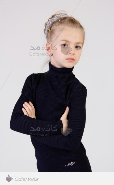 مدل بلوز آستین دار دخترانه