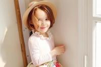 مدل لباس بهاره و تابستانه دخترانه 3CLAPS