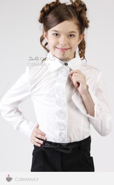 مدل بلوز دخترانه 2015