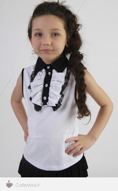 مدل بلوز مجلسی دخترانه