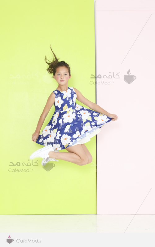 مدل لباس دخترانه Aria 2015