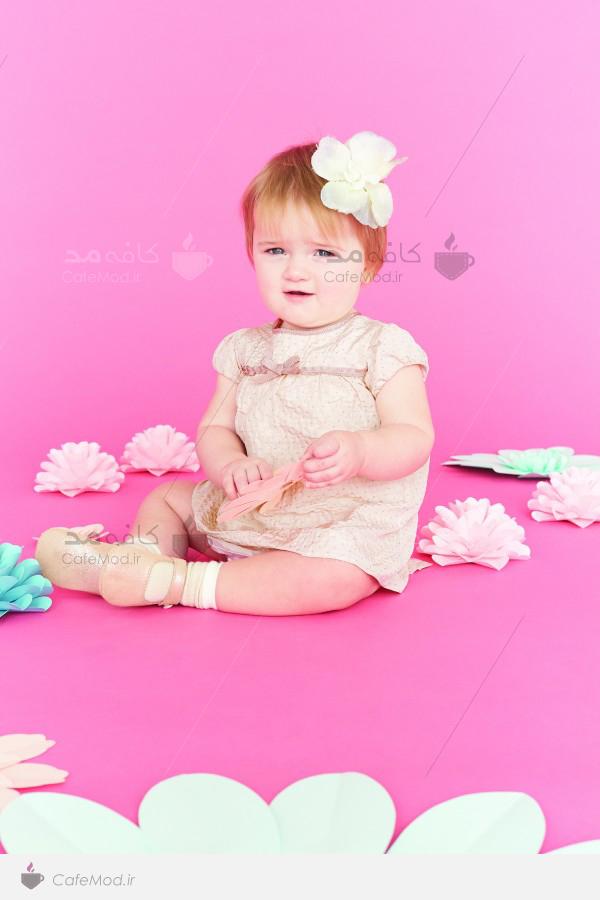 مدل لباس کودک Marie-Chantal 2015
