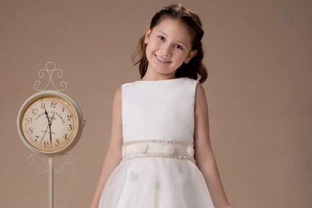 مدل لباس عروس دخترانه 1