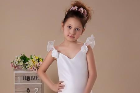 مدل لباس مجلسی و عروس دخترانه 1