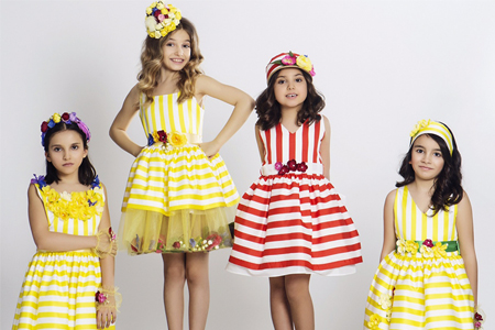 مدل لباس دخترانه MISCHKA AOKI 10