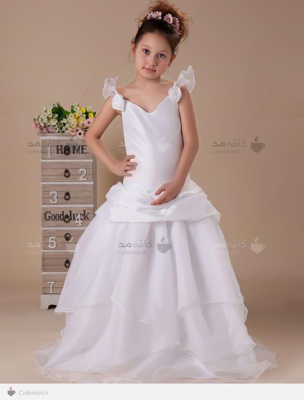 مدل لباس مجلسی و عروس دخترانه