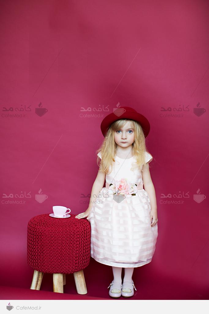 مدل لباس دخترانه PETITE-CHERIE 2015