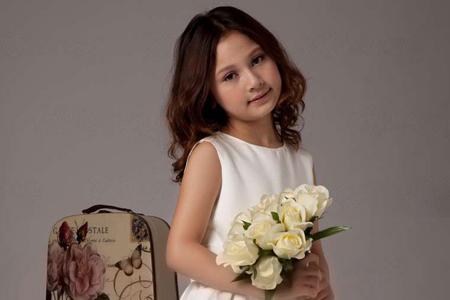 مدل لباس دخترانه 9