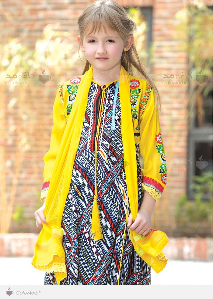 مدل لباس محلی دخترانه Edenrobe 2015