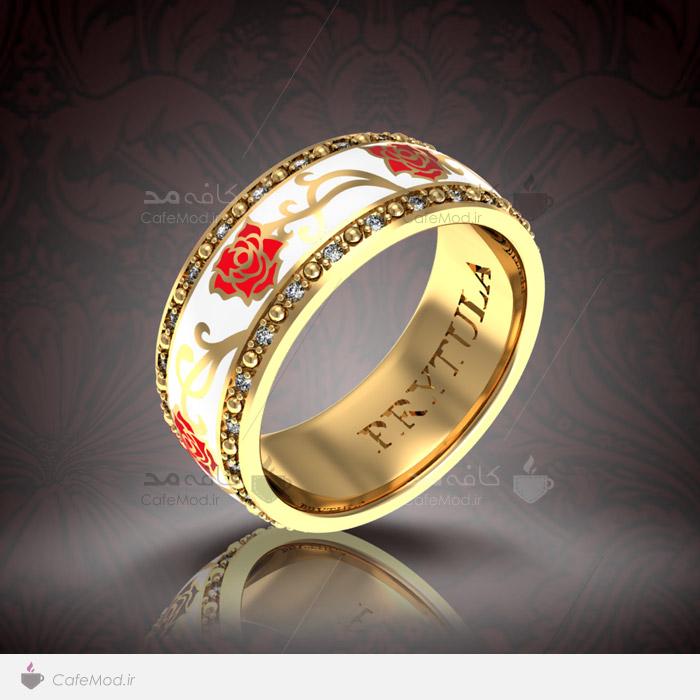 مدل انگشتر حلقه
