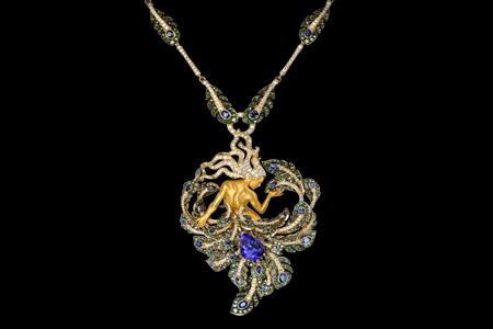 مدل طلا و جواهر Magerit 13