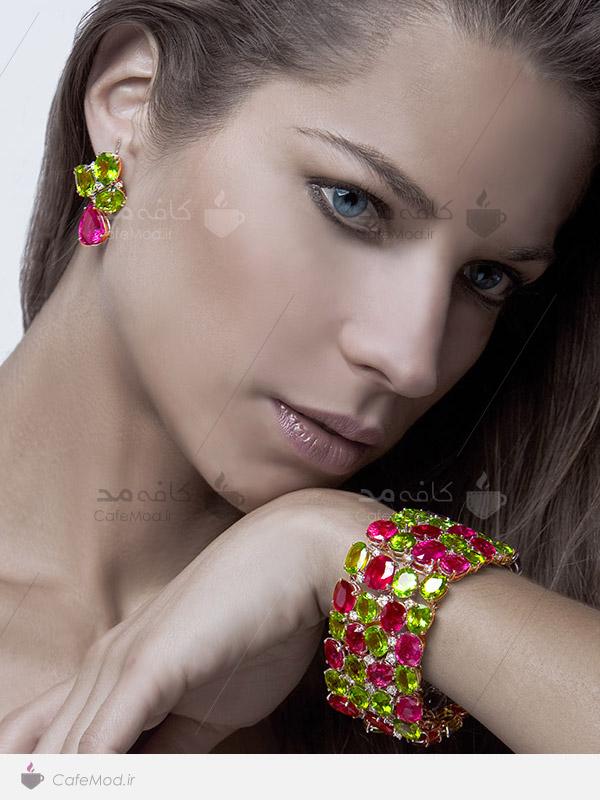 مدل جواهرات Gioielli Leonardo