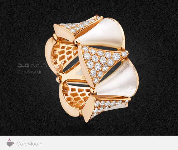 مدل جواهرات بولگاری