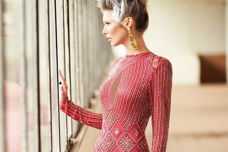مدل لباس مجلسی زنانه 2015 11