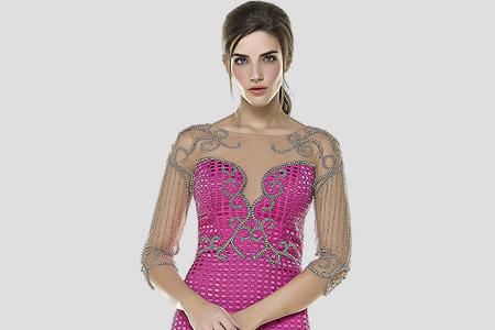 مدل لباس مجلسی Patchoulee 10