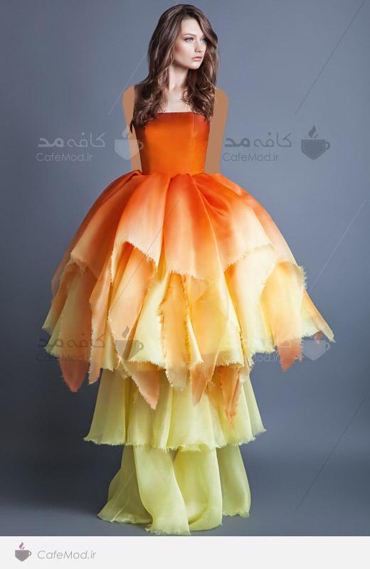 مدل لباس زنانه Jean Louis Sabaji