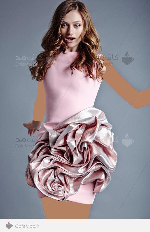 مدل لباس جدید مجلسی