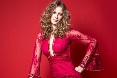 مدل لباس زنانه Arthur Caliman 9