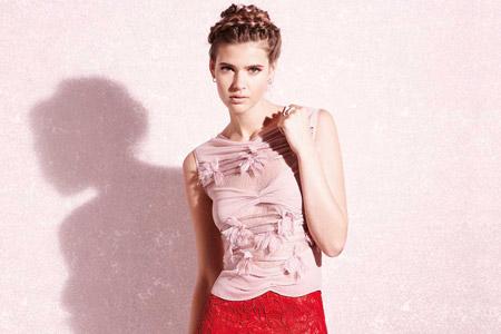 مدل لباس مجلسی Yolancris 10