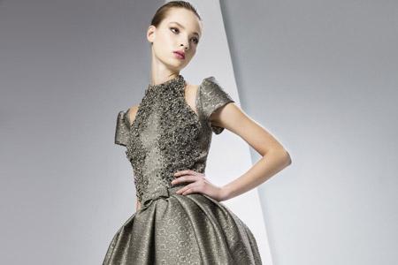 مدل لباس زنانه Georges Hobeika 13