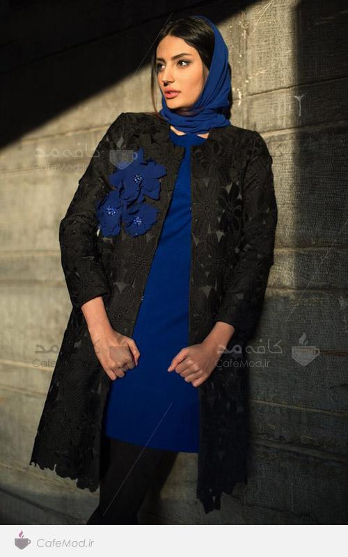 مدل مانتو Anna Sani