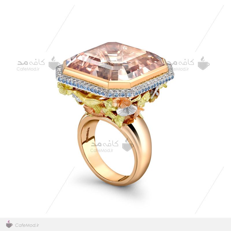 مدل جواهرات و زیورآلات