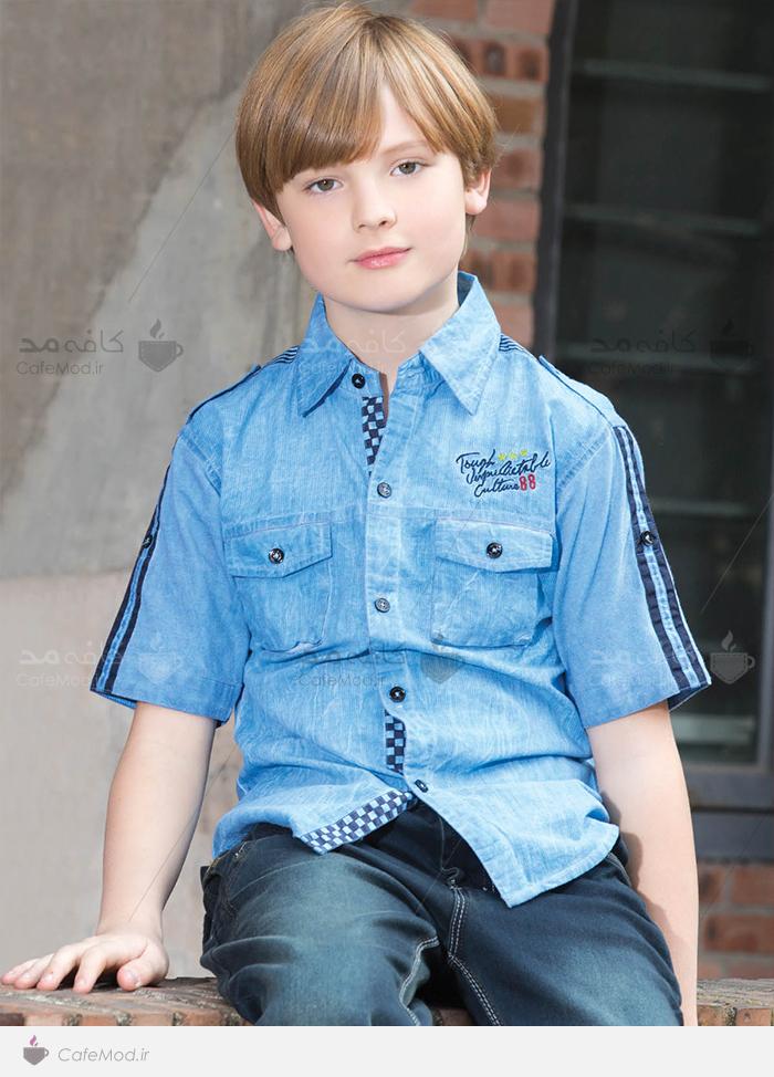 مدل پیراهن پسرانه Edenrobe 2015