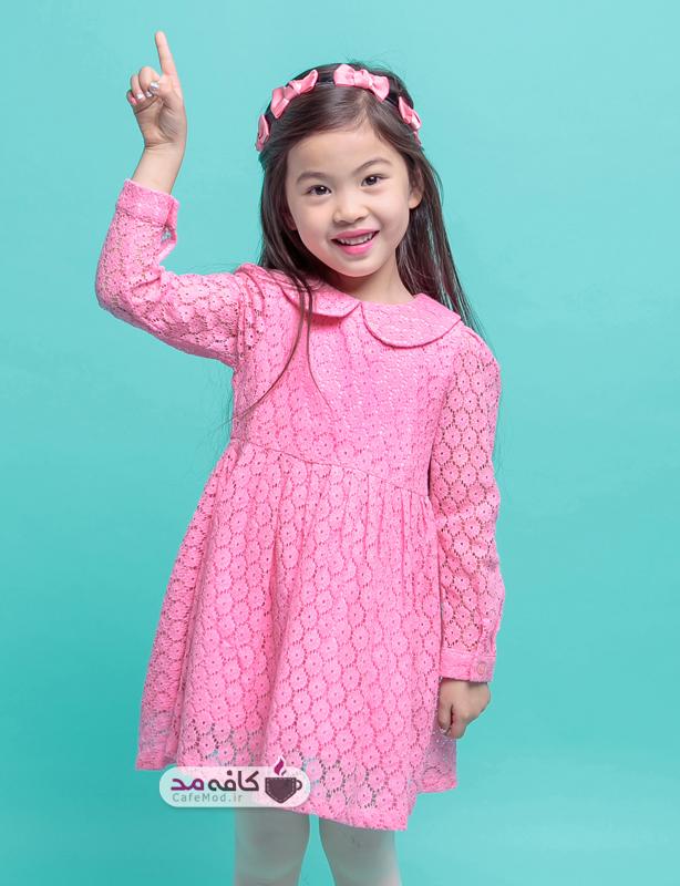 مدل لباس مجلسی دخترانه DOONA&BAE