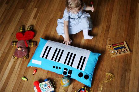 آموزش دوخت بالشت پیانو 2