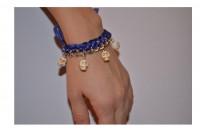 آموزش ساخت دستبند اسکلت